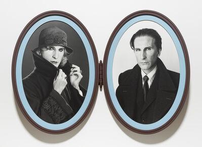 Gillian Wearing, 'Me as Madame and Monsieur Duchamp', 2018