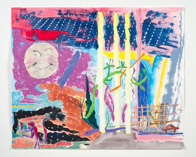 Chris Johanson, 'How'd I Even Get Here no. 4', 2015