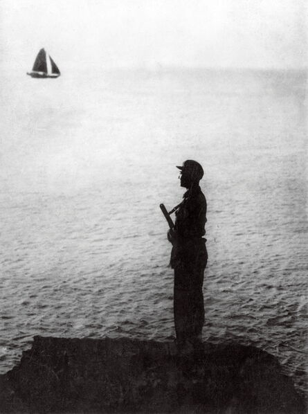 Jun Ling(Jiang Qing), ' Defend our coast', 1971