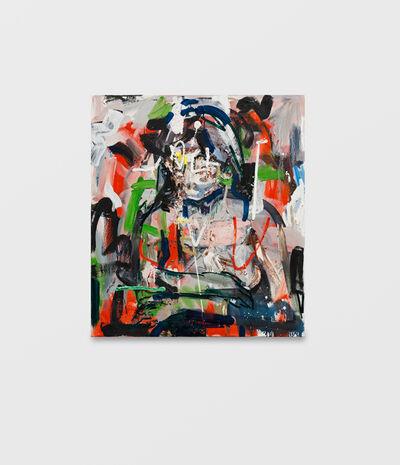 John Copeland, 'Abrasive Flowers', 2018