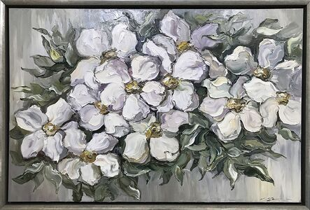 Andrii Afanasiev, 'Lively Garden ', 2018