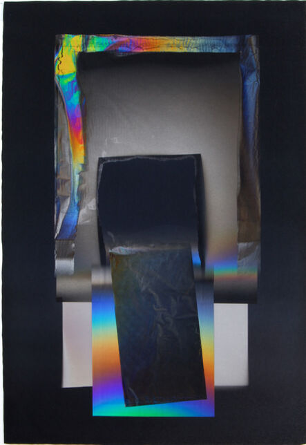 Larry Bell, 'Mirage Work AAAAA113', 2007