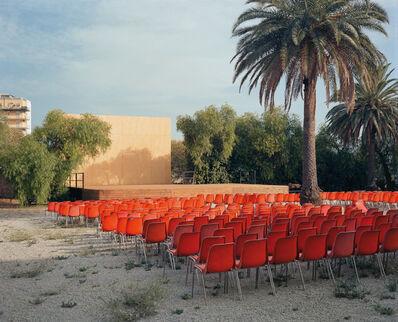 Wim Wenders, 'Open Air Screen, Palermo', 2007