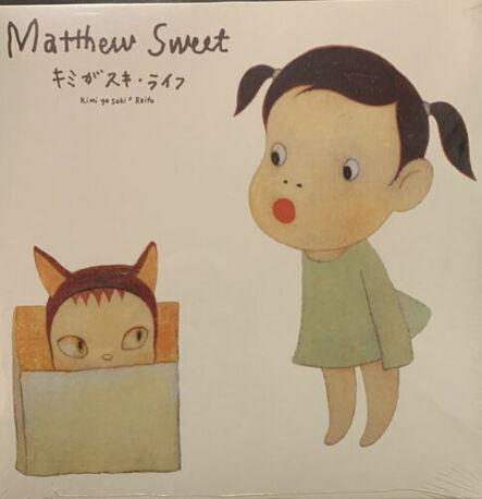 Yoshitomo Nara, 'Yoshitomo Nara x Matthew Sweet - Kimi Ga Suki - 2003 - Limited Edition ', ca. 2003