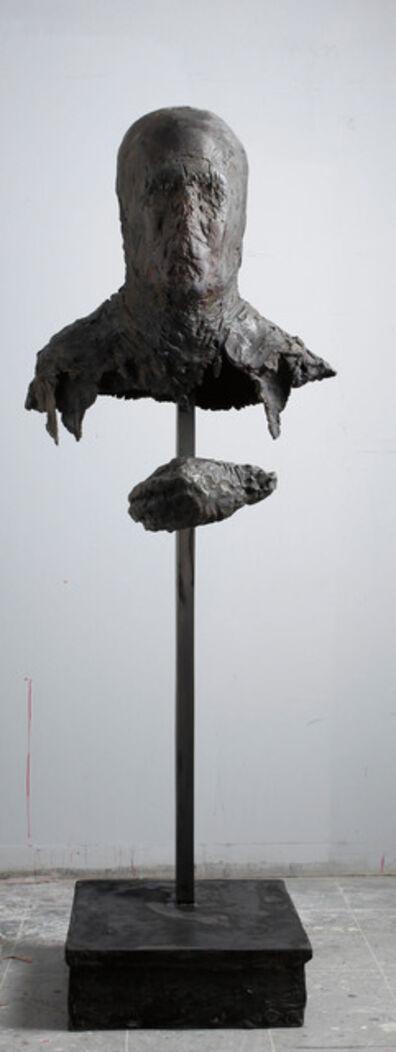 Ofer Lellouche, 'Head and Hand  (Self Portrait)', 2011
