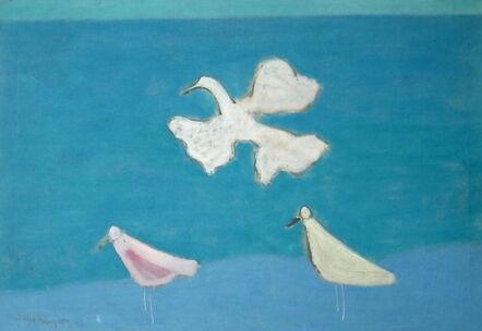 Milton Avery, 'Flight', 1950