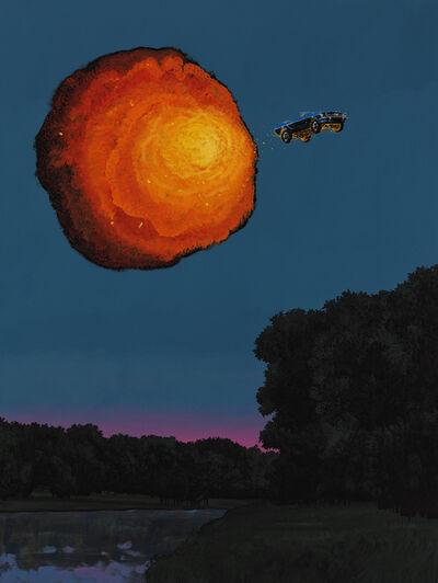 Sean William Randall, 'Gone', 2020