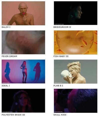KRL KRL, '8 feelings ((8 mov. each 7K))', 2015