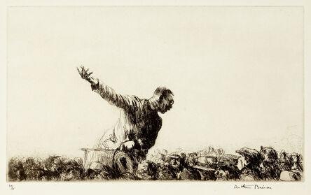 Arthur Briscoe, 'The Orator', 1926