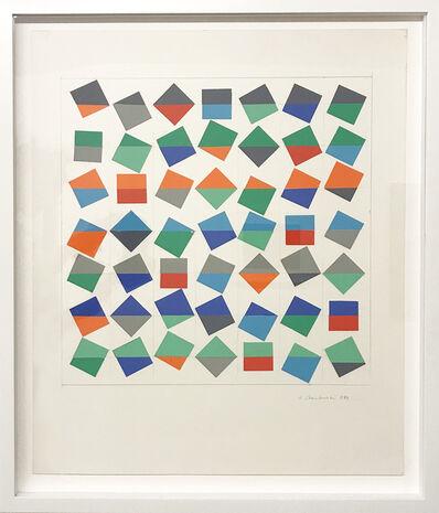 Anton Stankowski, 'Collage', 1986