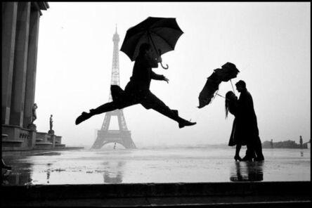 Elliott Erwitt, 'Eiffel Tower, Paris', 1989