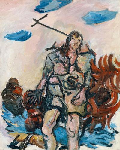 Georg Baselitz, 'Der Hirte, 1965 ', 1965