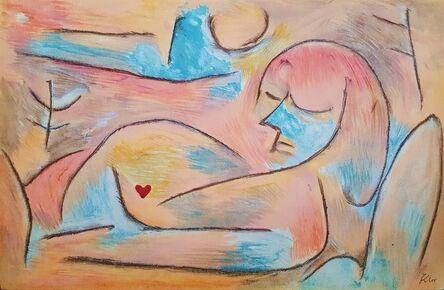 Paul Klee, 'Sommeil d'hiver (Winter)', 1938