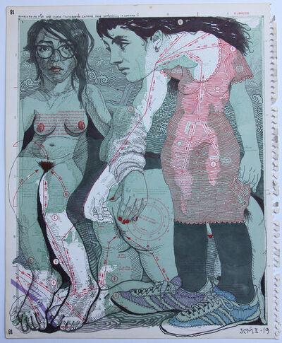 JUAN CARLOS MACIAS, 'THE CATCHERS ', 2019