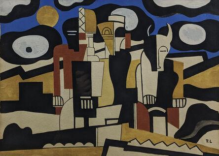 Fernand Léger, 'La Création du Monde', 1923