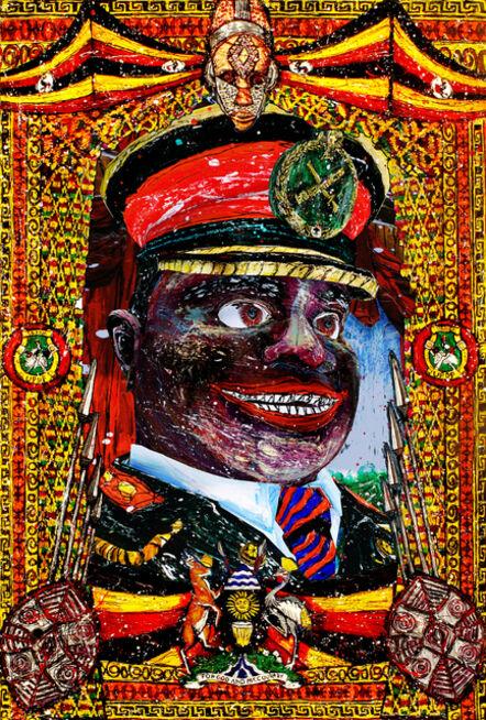 Federico Solmi, 'The Almighty of Africa - Idi Amin', 2016