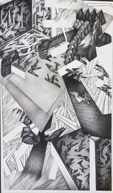 Justin Margitich, 'Landscape Cache III'