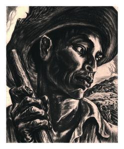 Irwin David Hoffman, 'El Jibaro, Puerto Rico', 1940