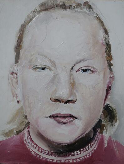 Santiago Ydañez, 'Cara de Mujer II', 2015