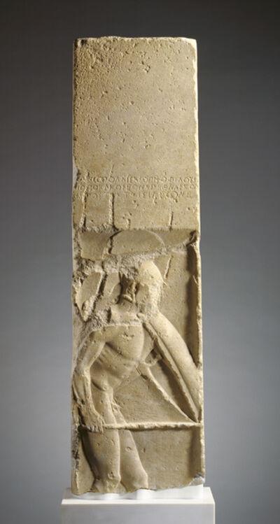 'Grave Stele of Pollis', ca. 480 BCE