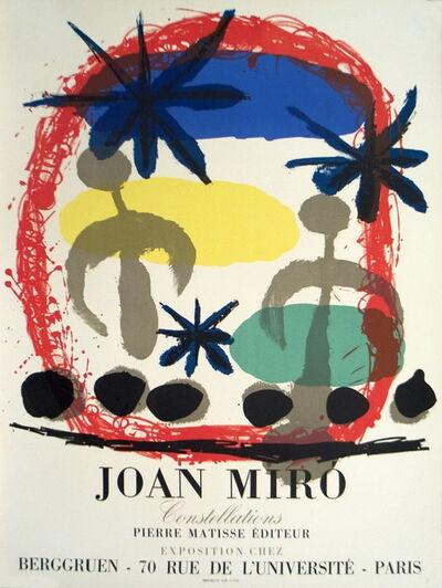 Joan Miró, 'Constellations', 1959
