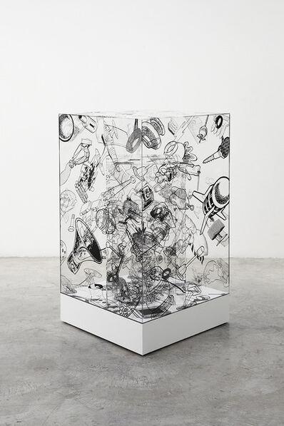 Teppei Kaneuji, 'Model of Something #8', 2014