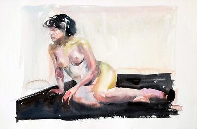 Marcelo Daldoce, 'The Black Floor', 2015