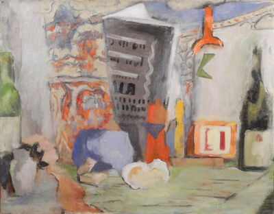 Alma Thomas, 'Still Life with Bottles', 1955