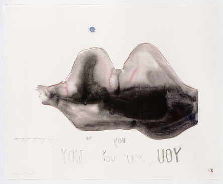 Louise Bourgeois & Tracey Emin, 'Waiting for You', 2009-2010