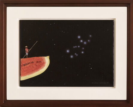 Juan Carlos Rivero-Cintra, 'Virgo, Path of Stars Series', 2017