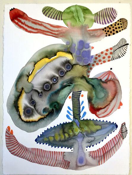 Emma Larsson, 'Blood Lily', 2020