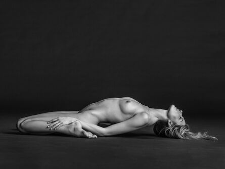 Russell James, 'Martha Nude Reclined', 2014