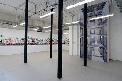 OMA (Koolhaas and Zenghelis), 'Présentation du projet architectural (Presentation of architectural project)', 2014