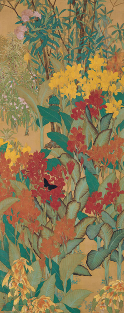 Kinoshita Seigai 木下靜涯, 'Early Summer in a Southern Country', 1920-1930