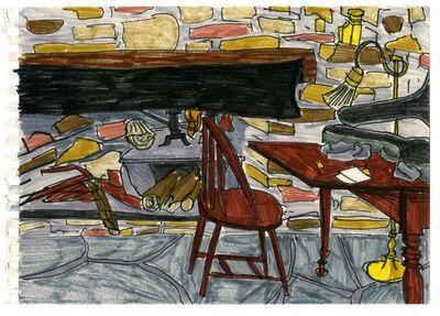 Clara Claus, 'drawing 1 ', 2012