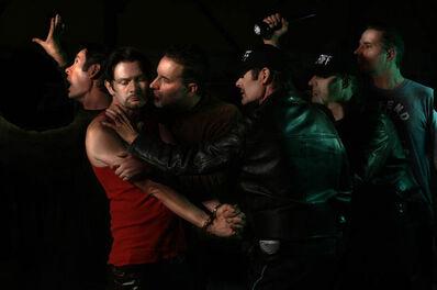 Generic Art Solutions, 'The Capture of Christ (Judas Kiss)', 2009