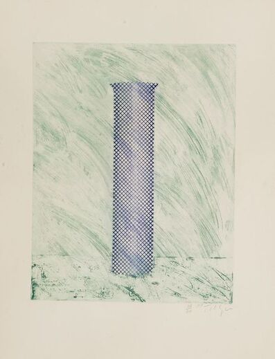 William Tillyer, 'FROM THE COURTHORPE COLLECTION', 1977