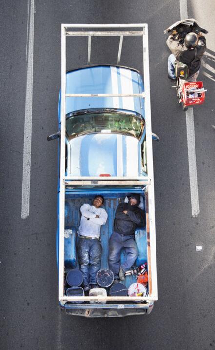 Alejandro Cartagena, 'Carpoolers #40', 2011