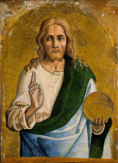 Carlo Crivelli, 'Salvator Mundi', 1470-1472