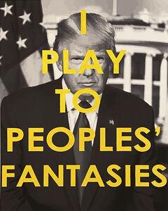 Chris Kienke, 'I Play to Peoples' Fantasies', 2020