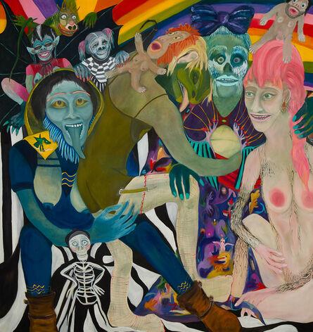 Lydia Maria Pfeffer, 'One big massive hug', 2020