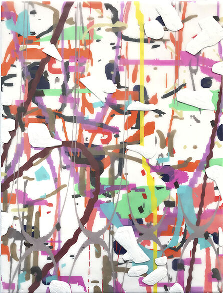 Amy Ellingson, 'Variation/White (everything)'