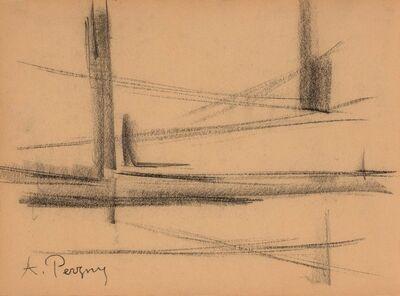 Antoine Pevsner, 'Composition (4)'