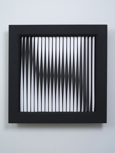 Daniel Rozin, 'Twisted Strips', 2012