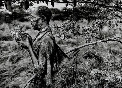 Sebastião Salgado, 'Bushman, Botswana', 2008