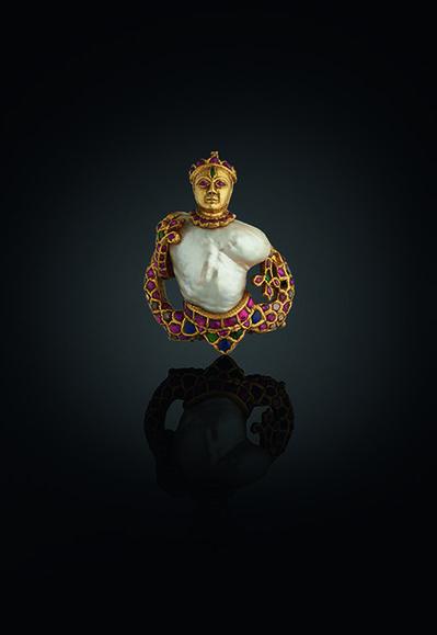The Al Thani Collection, 'Pendant, India', ca. ca. 1575–162