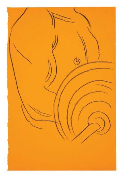 Andy Warhol, 'Bodybuilder', ca. 1982
