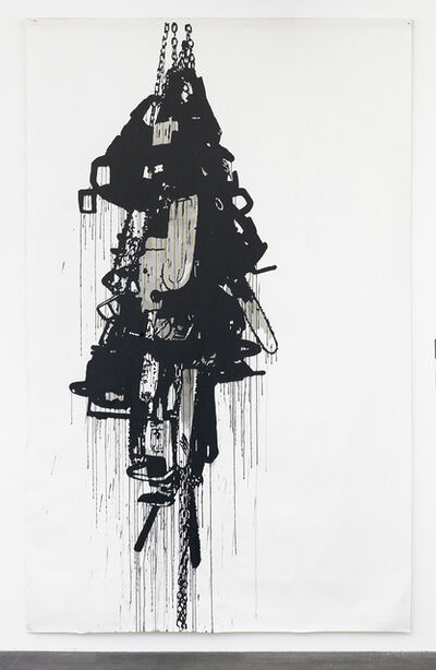 Monica Bonvicini, 'Portrait #8', 2015