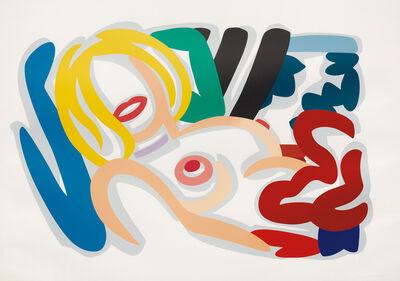 Tom Wesselmann, 'Big Blonde with Choker', 1992