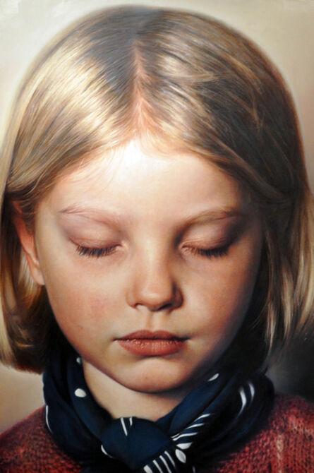 Gottfried Helnwein, 'Head of a Child', 2000-2001